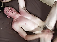 College boy sucking asian dick and straight black athlete do gay sex