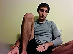 Hairy college men with big dicks and old man jerking hairy dick tube - at Tasty Twink!