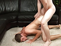 Ryan Diehl is one cute college freshman gay hardcore sex stories