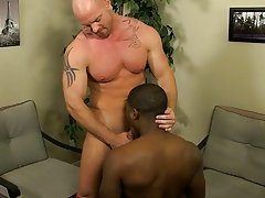 He leaves the fresh boy laying on the floor to finish himself off young gay interracial at My Gay Boss