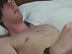 We picked up Ollie on a weekend away in a nightclub gay masturbation methods at Homo EMO!