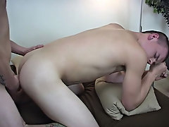I asked which one wanted to go first in giving oral, and Shane jumped to it in edict to get it over with first young gay twinks fuck