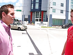 You'd be surprised the willingness of people to have a little enjoyment on camera in Miami