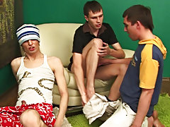 Teen boyfriends with mature man