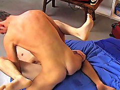 He doesn't know who the caller is, but the caller definitely knows a batch about him gay his first huge cock