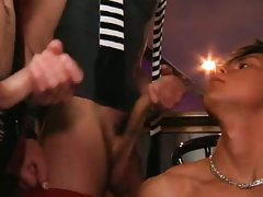 Matures and emo twink at Staxus