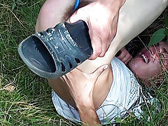 My friends brushed ass hot gay outdoor sex orgy