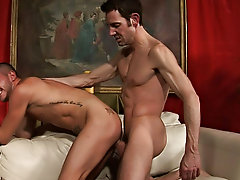 Poor Tristan has just had it with his bottom-loving boyfriend... gay bareback muscle