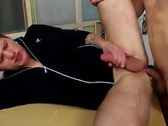 Black twink punk and twink sweden at Staxus