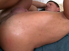 Interracial gay cum gifs