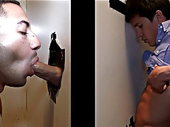 Male to male sex video cum blowjob and boy gets first calf blowjob
