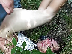 Teen gay porn outdoors