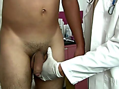 Asking him where the pains and aches were gay hentai masturbation