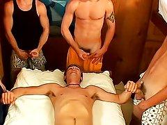 Boy tgp twinks facial and gay twink self facial cum - Jizz Addiction!