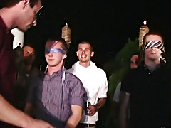 """""""To whoever craves this footage, We had a little initiation for our fraternity but it was all set up for a wonderful joke"""