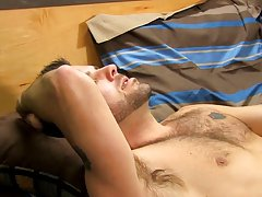 Gay twink cum filled anal facial and gay sex light skin black fucking sucking at I'm Your Boy Toy