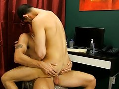 After getting his own schlong sucked, Jake straddles Preston and sits on his cock pictures on gay men anal at My Gay Boss