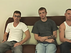 Teen gays group and group gay blowjob
