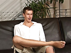 Boy foot fetish story and xxx gay fetish suck cum from hairy armpit videos