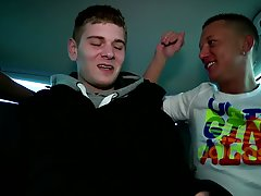 Uncut male cocksuckers cumming and hot sexy gay black male teen masturbating video - at Boys On The Prowl!