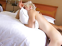 Black gay hardcore sex trailers and gay sex for the first time porn at Bang Me Sugar Daddy