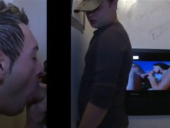 Gay young men doing blowjobs videos and gay men giving each other blowjobs