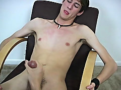 He began to take his clothing off and Alex already had a strong penis waiting to be sucked and jerked on
