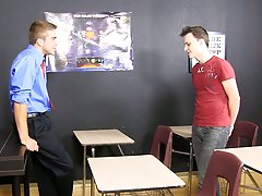 Goth naughty twink porn at Teach Twinks