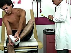 Very hot male masturbation