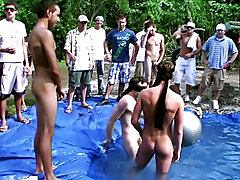 there is no thing like a wonderful summer time splash, especially when the pool is man made and ghetto rigged as fuck