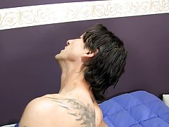 Gay anal cum while riding and free porn gay men jerk while fucking at My Gay Boss