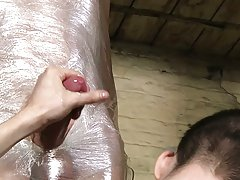 Twinks in panties blowing galleries and uk london in gay male bondage - Boy Napped!