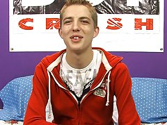 Dylan Chambers is the full package gay redhead hung twinks at Boy Crush!