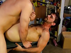 Hairy male escort in miami and anal sex close up photo galleries at My Gay Boss