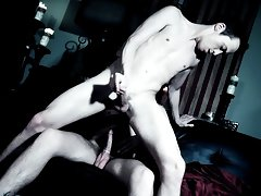 Bikini twink tubes and hanged twink - Gay Twinks Vampires Saga!