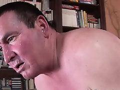 Hearts started beating faster as the man got rid of the work to mouth his twink lover's cock and then have it in his immense horny backdoor gay m