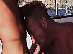 Now this brings the term sign on the ocean to a whole new honest gay hunk fuck at Alpha Male Fuckers
