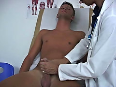 Dr. Phingerphuk walked in and the anything else thing that he started with was why I was visiting the clinic gay white twinks suckin