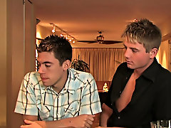 In this video he teams up with Trevin Nills for some steamy joking aebn com male deep throa