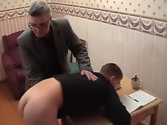 The tutor made the chum strip and touched his cock tenderly mature men fucking