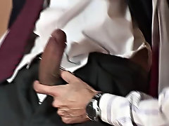 magine how this boy was surprised when the older man who was supposed to edify him whipped out his huge fat cock and demanded some action causes of pr