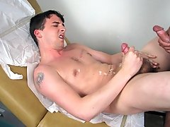 College boy physicals gay blowjobs cum