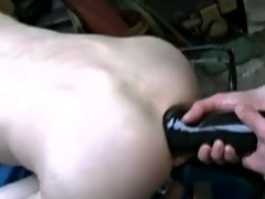 He gets let loose with bow-eyed, slim skin head, Eustus Hunt, who is an skilful in taking huge dildos in his mouth and ass older naked males and bea