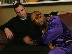 That is until Sly let Jordano try out his new Fleshlight free gay interracial porn