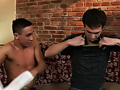 Frenkee and Lucky are being paid to go gay in a big way and when we say big...we really mean it gay male hardcore cock videos