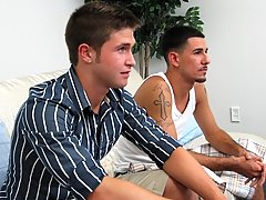 However, Logan argued that since he was already hard and given to pursue, his cock should get sucked first free gay latino men porn