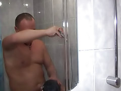 They fooled with the shower and shampoo for a while before engaging in some frenzied butt pounding gay mature men pics