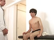 Doctor fuck Julian very well boys first time sex story at Julian 18