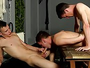 Large gay testicles and porno gay men in short - Boy Napped!