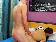 Young gay boy creampie pictures and erotic boy fuck with boy photos - at Real Gay Couples!